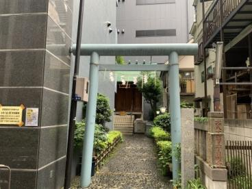 八丁堀天祖神社の画像1