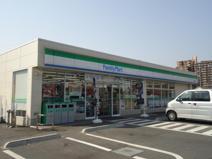 ファミリーマート 町田多摩境店