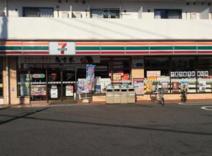 セブンイレブン 横浜樽町2丁目店