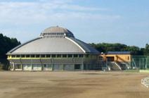 大洗町総合運動公園体育館