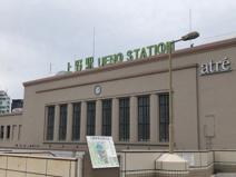 JR東日本 びゅうプラザ上野駅内 みどりの窓口