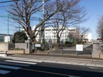 三芳町立三芳中学校