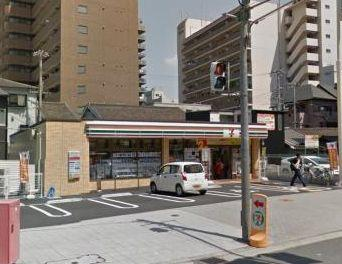 セブンイレブン 大阪本庄西1丁目店の画像1