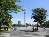 隅田公園山谷堀広場