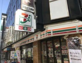 セブンイレブン 大阪芝田2丁目店の画像1