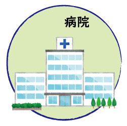 浜松南病院の画像1