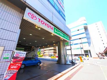 トヨタレンタカー横浜駅中央西口の画像1