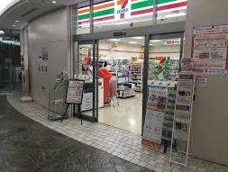 セブンイレブン 大阪証券取引所ビル店の画像1