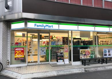 ファミリーマート 中津駅東店の画像1