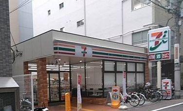 セブンイレブン 大阪芝田北店の画像1