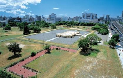 難波宮跡公園の画像1