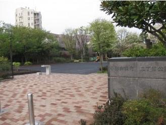 小杉御殿町二丁目公園の画像1