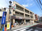 セブンイレブン 新宿中井駅前店