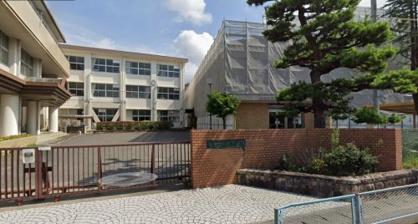 岐阜市立鶉小学校の画像1