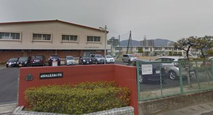 岐阜市立長良西小学校の画像1