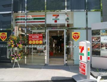 セブンイレブン 梅田曽根崎新地2丁目店の画像1