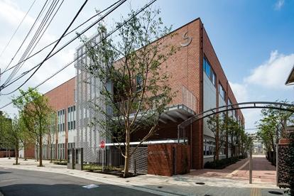 豊島区立巣鴨北中学校の画像1