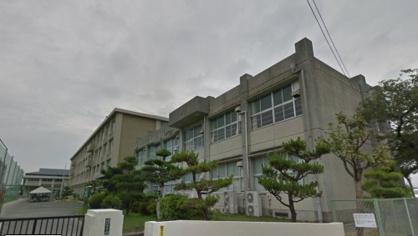 岐阜市立境川中学校の画像1