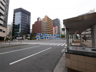 八丁堀駅交差点の画像1