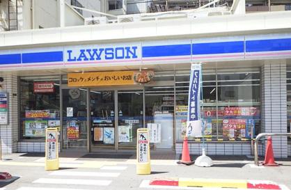 ローソン 大阪本庄東三丁目店の画像1