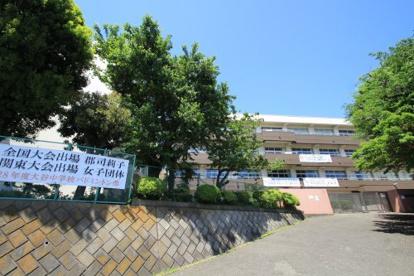 海老名市立大谷中学校の画像1