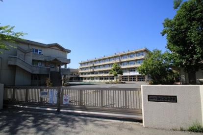 海老名市立柏ケ谷中学校の画像1