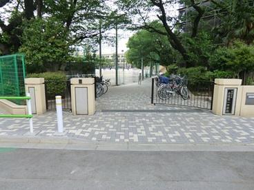 板橋区立赤塚第一中学校の画像1