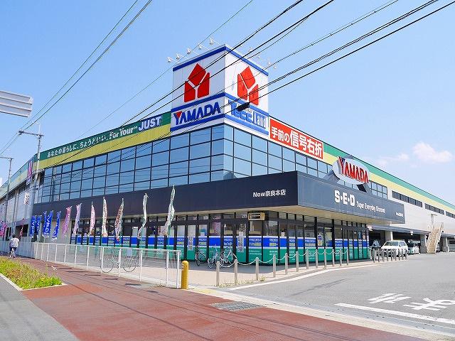 ヤマダ電機 テックランドNew奈良本店の画像