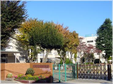 前橋市立 城東小学校の画像1