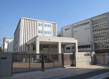 神戸市立湊翔楠中学校の画像1