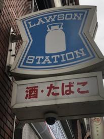 ローソン 福岡那の川一丁目店の画像1