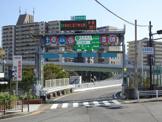 阪神3号神戸線 海老江 西行き 入口