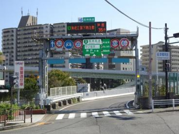 阪神3号神戸線 海老江 西行き 入口の画像1