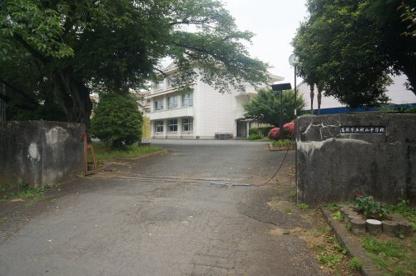 高萩市立秋山中学校の画像1