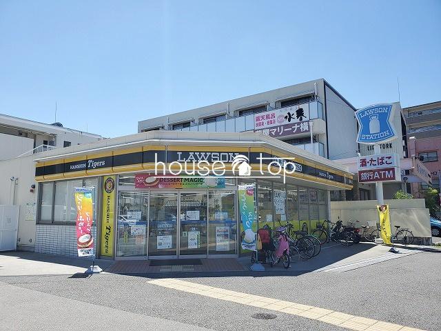 ローソン 西宮甲子園九番町店の画像