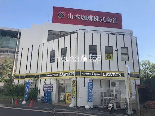 ローソン甲子園球場前店の画像