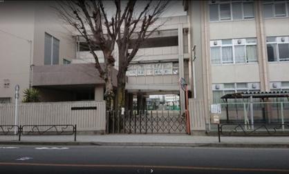 羽村市立羽村第二中学校の画像1