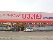 スーパードラッグひまわり 府中元町店