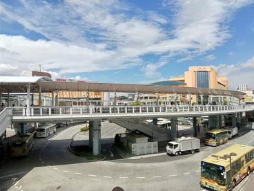 海老名駅東口バスロータリーの画像1