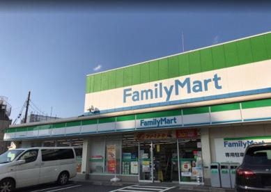 ファミリーマート 赤羽岩淵町店の画像1