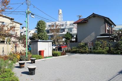 北沢五丁目わかたけ公園の画像1