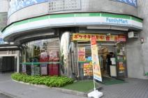 ファミリーマート 浮間舟渡駅前店