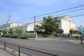 名古屋市立千種台中学校の画像1
