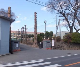 箕郷中学校の画像1