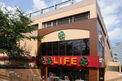 ライフ 東中野店の画像1