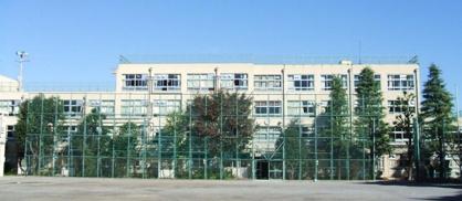 牛込第二中学校の画像1