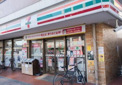 セブンイレブン 大田区石川台店の画像1