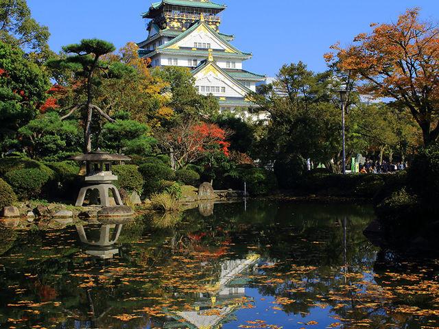 大阪城公園の画像