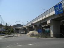 松永道路 高須IC 上り 入口