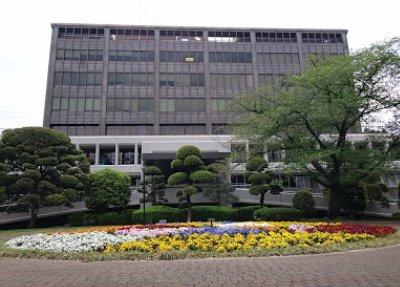 戸田市役所の画像